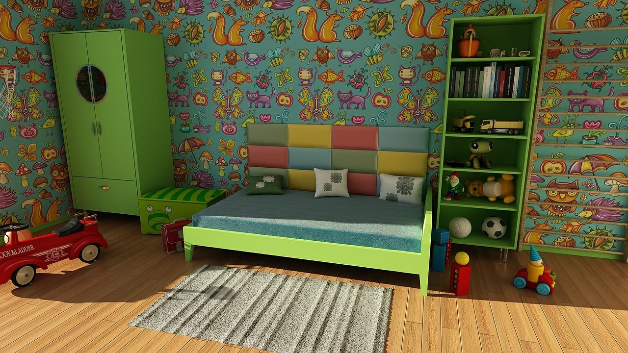 Teppich im Kinderzimmer auf was muss man achten -