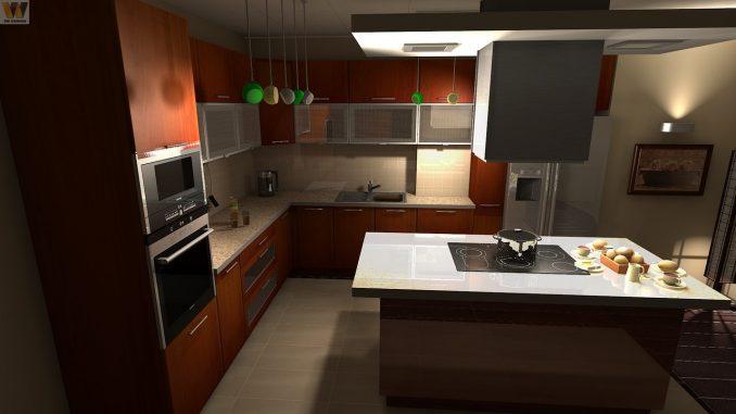 So nutzen Sie kleine Küchenräume optimal aus -